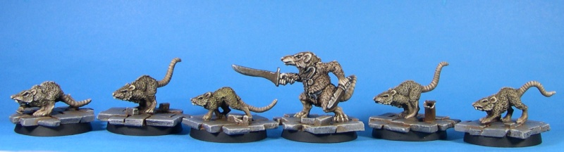 undead - Floedebolle´s Undead Warband GD Winner painted! - Page 2 Skaven13