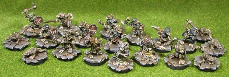 Floedebolle´s Undead Warband GD Winner painted! - Page 2 Skaven14