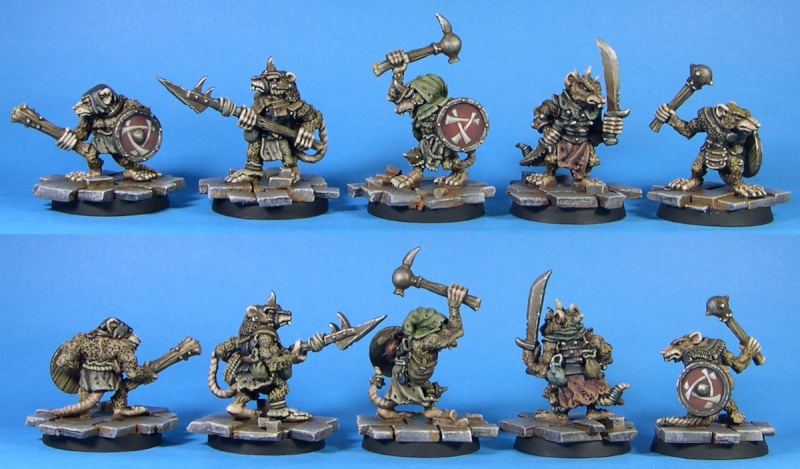 Floedebolle´s Undead Warband GD Winner painted! - Page 2 Skaven16