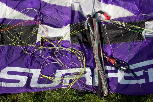 flysurfer speed3 purple edition 15m2 1100euros 510