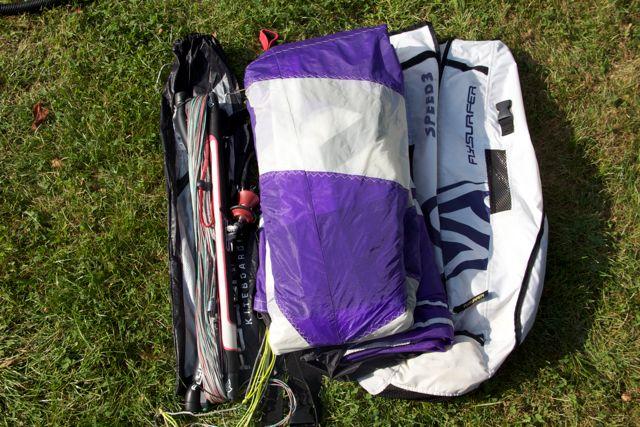 flysurfer speed3 purple edition 15m2 1100euros 712