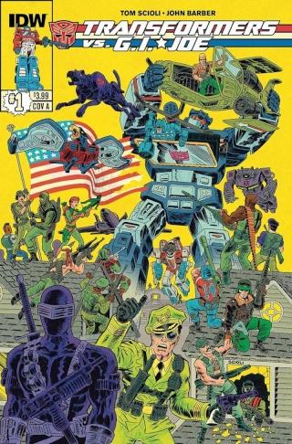 Comics/BD Transformers en anglais: Marvel Comics, Dreamwave Productions et IDW Publishing - Page 26 14025011