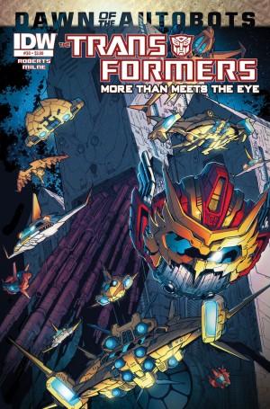 Comics/BD Transformers en anglais: Marvel Comics, Dreamwave Productions et IDW Publishing - Page 26 8fd0b310