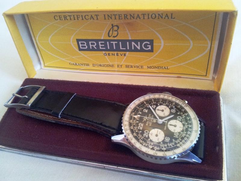 """Breitling et la Navitimer """"pre-806"""" Web01_15"""