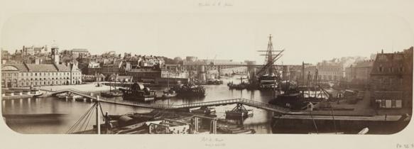 Vues du port de Brest 55599610