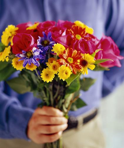 Un bouquet de roses Pro-im10