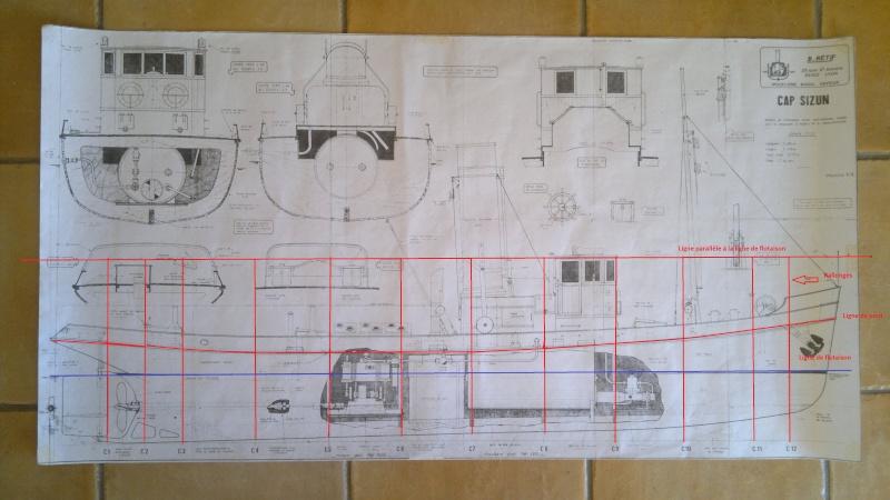 bateau vapeur 1900 échelle 1/45  00112