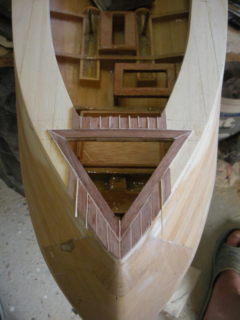 Yacht 1930 au 1/24è  en scratch - Page 5 06710