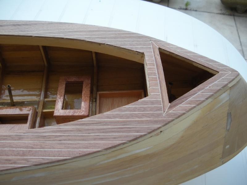 Yacht 1930 au 1/24è  en scratch - Page 6 07810