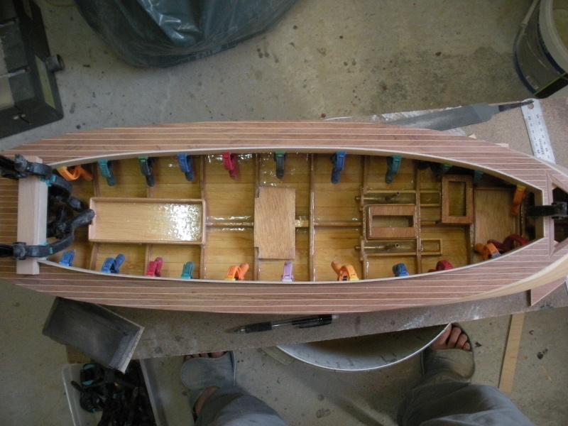 Yacht 1930 au 1/24è  en scratch - Page 6 08810