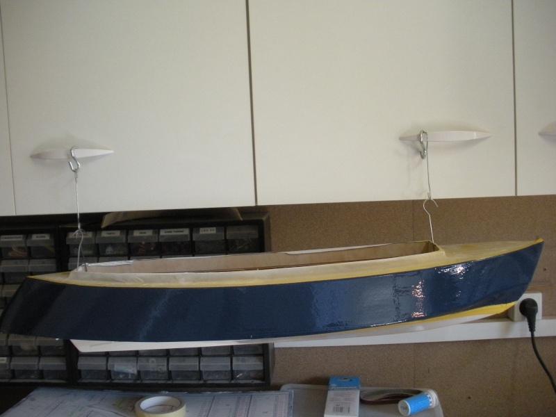 Yacht 1930 au 1/24è  en scratch - Page 7 09810
