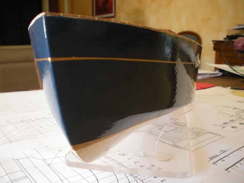 Yacht 1930 au 1/24è  en scratch - Page 7 11710