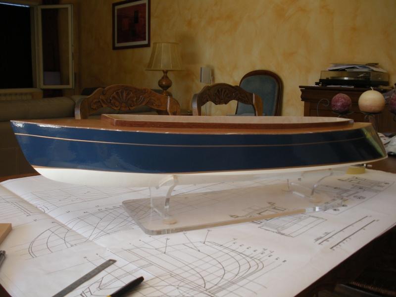 Yacht 1930 au 1/24è  en scratch - Page 7 11810