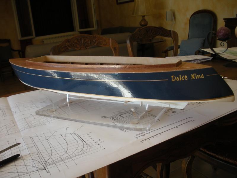 Yacht 1930 au 1/24è  en scratch - Page 7 11910