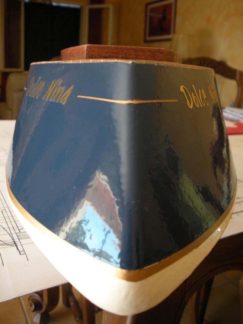 Yacht 1930 au 1/24è  en scratch - Page 7 12010