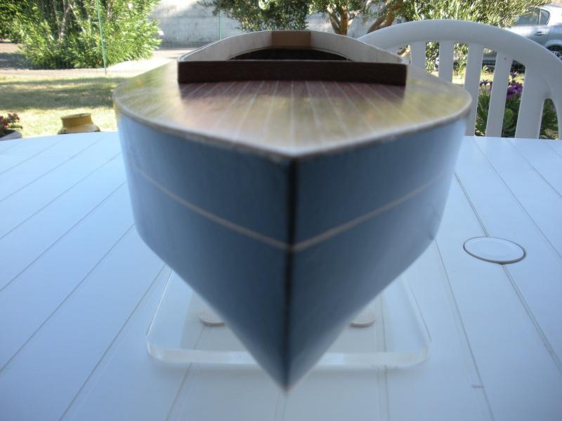 Yacht 1930 au 1/24è  en scratch - Page 7 12111
