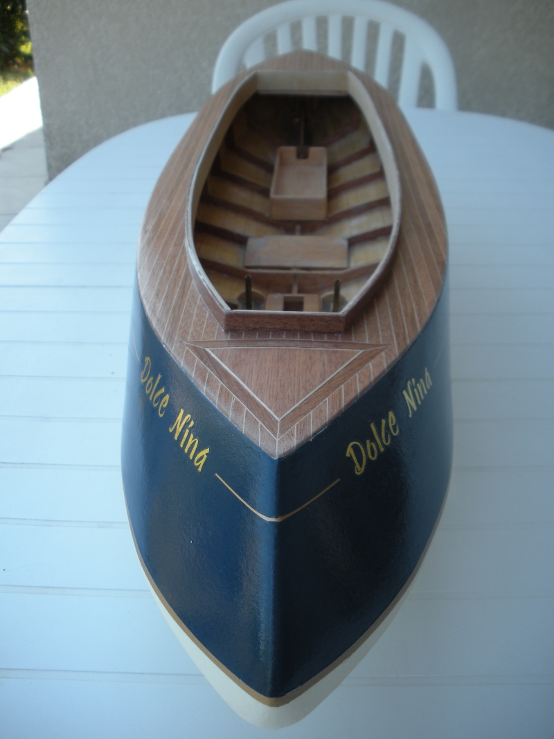 Yacht 1930 au 1/24è  en scratch - Page 7 12510