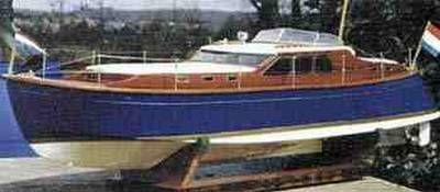 Yacht 1930 au 1/24è  en scratch Nouvea10
