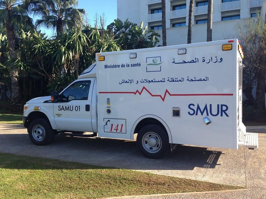 Services Ambulanciers Mobiles d'Urgence et de Réanimation (SAMU / SMUR) 10252010