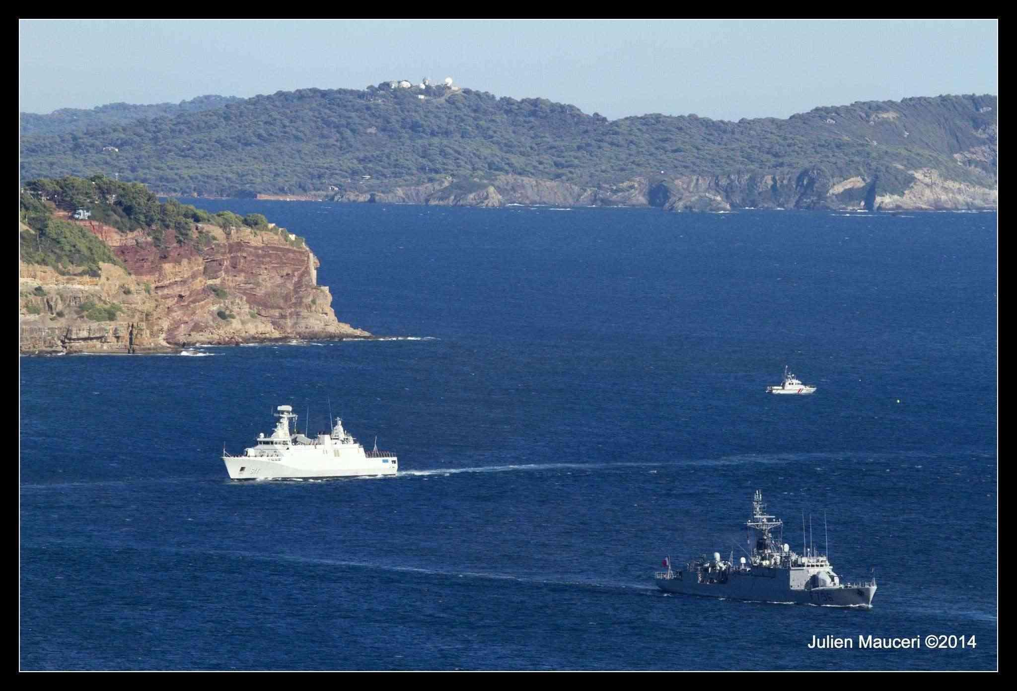 La Marine Royale à la revue navale de Toulon - 15 août 2014 10492910