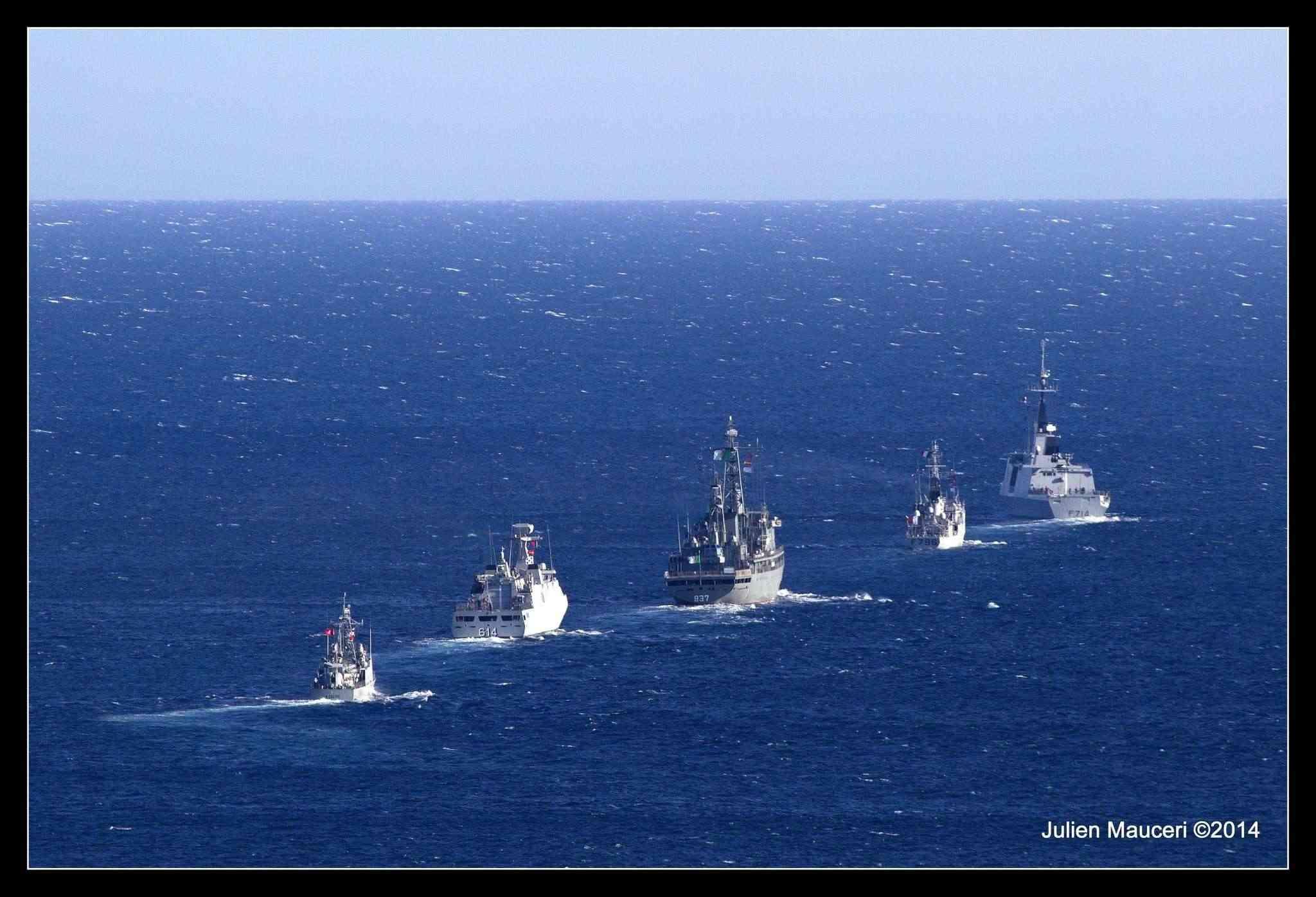 La Marine Royale à la revue navale de Toulon - 15 août 2014 10604510