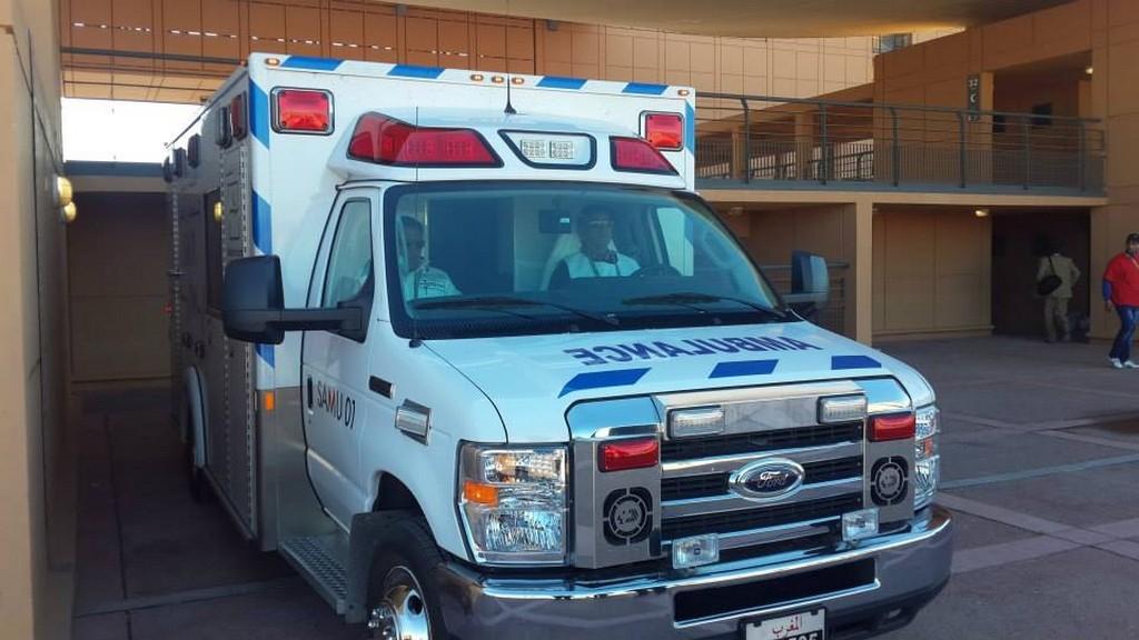 Services Ambulanciers Mobiles d'Urgence et de Réanimation (SAMU / SMUR) 14966010