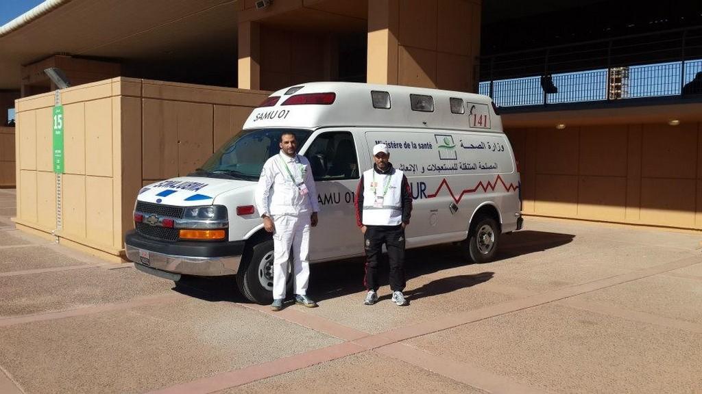 Services Ambulanciers Mobiles d'Urgence et de Réanimation (SAMU / SMUR) 54142710