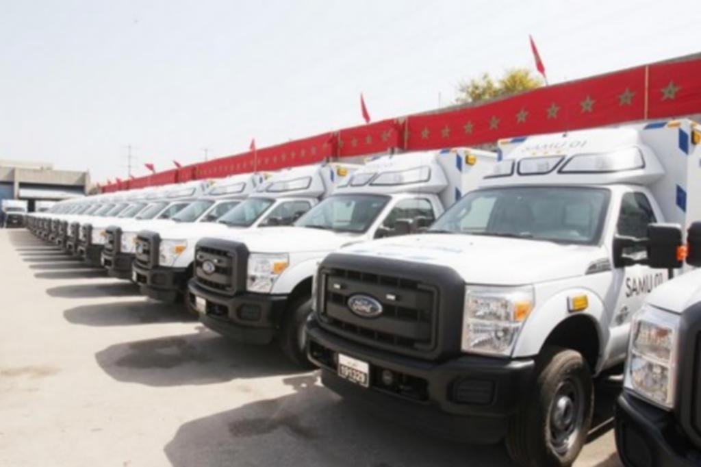 Services Ambulanciers Mobiles d'Urgence et de Réanimation (SAMU / SMUR) Wardia10