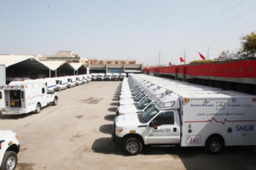 Services Ambulanciers Mobiles d'Urgence et de Réanimation (SAMU / SMUR) Wardia11
