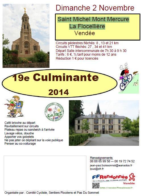 Saint Michel Mont Mercure (85) 2 novembre 2014 Culmun10