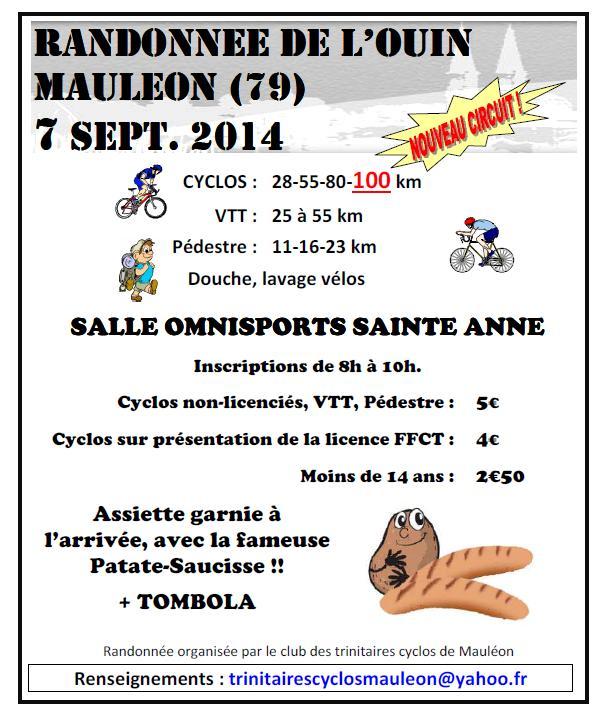 Mauléon (79) 7 septembre 2014 Mauleo10
