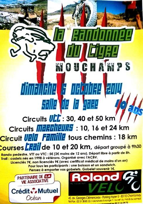 Mouchamps (85) 5 octobre 2014 Tigre10