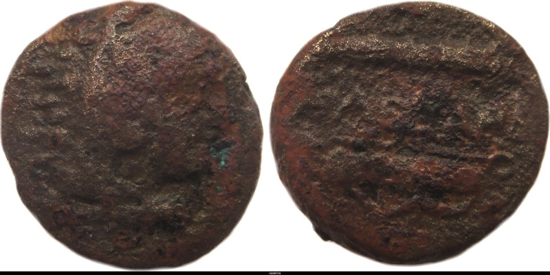 bronzes du temps d'Alexandre, incertaines de Macédoine Alexan10