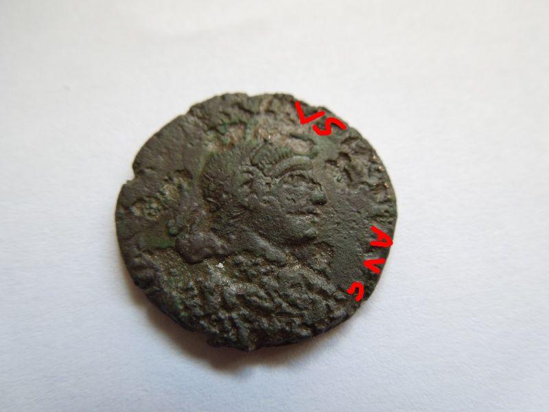 nummus de Valentinien II Dscn3110