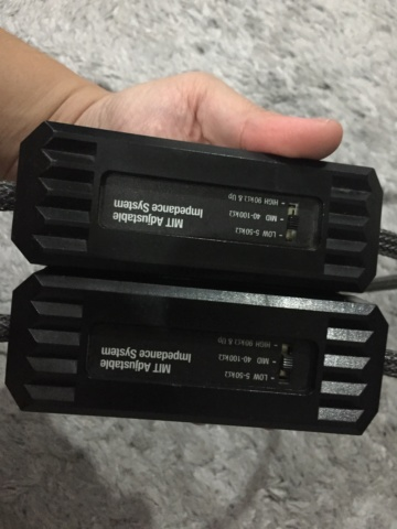 MIT Shotgun S1 rca interconnect SOLD Img_2111