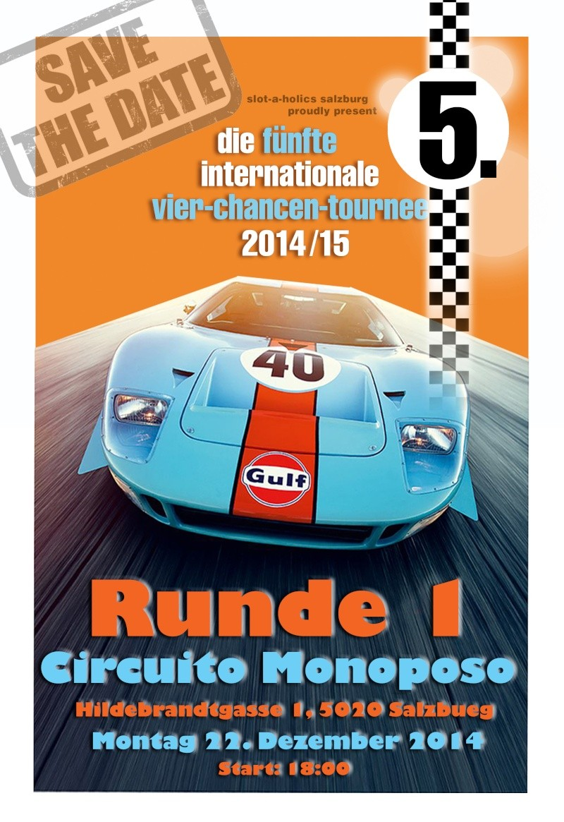 Von Rennen zu Rennen: Die 5. Vier-Chancen Tournee 2014/15 1_rund13