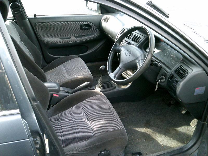 My 1995 Toyota Corolla G-Touring Wagon Hh10