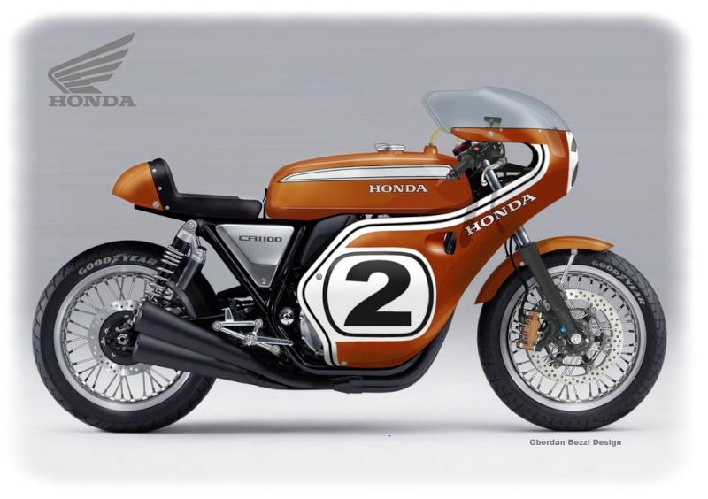 Honda 750.... ma japounaise préférée... - Page 4 63317110