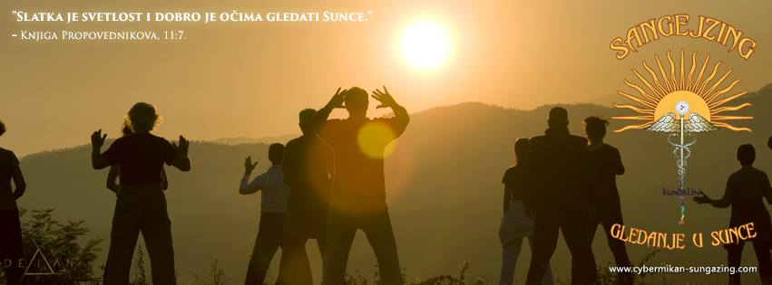 Sungazing- Gledanje u Sunce forum za Balkan