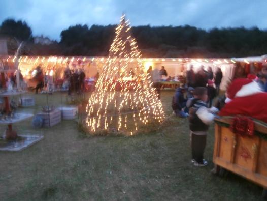 Mon premier marché de Noel en provence Pc140612