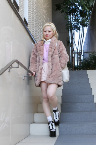 [Style] Sweet'n'girly ou Larme-kei 03-11-11