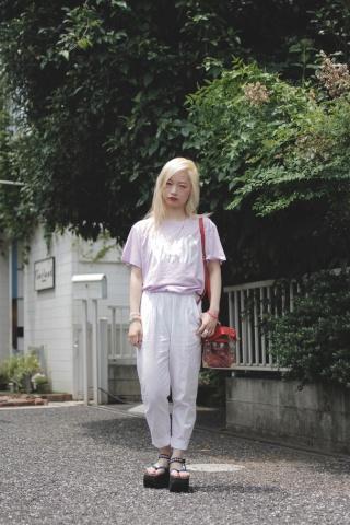 [Style] Sweet'n'girly ou Larme-kei G10