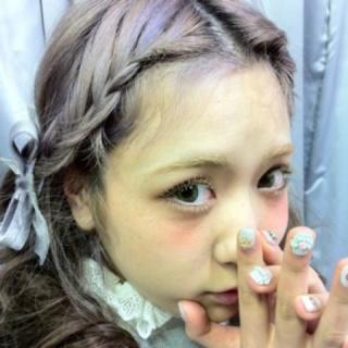 Topic Make-up et coiffures Antique - Natural kei Tumblr31