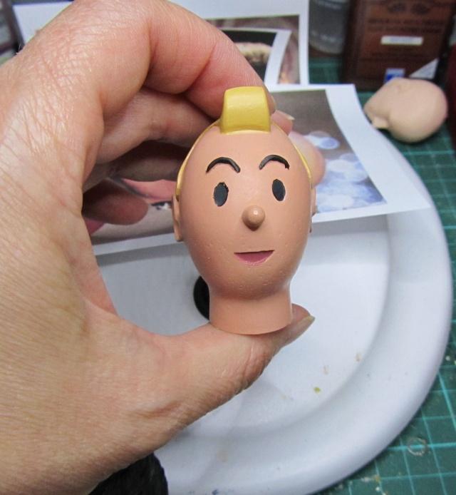 tintin - Tintin à ma sauce Tintin10