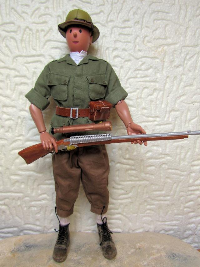 tintin - Tintin à ma sauce Tintin12