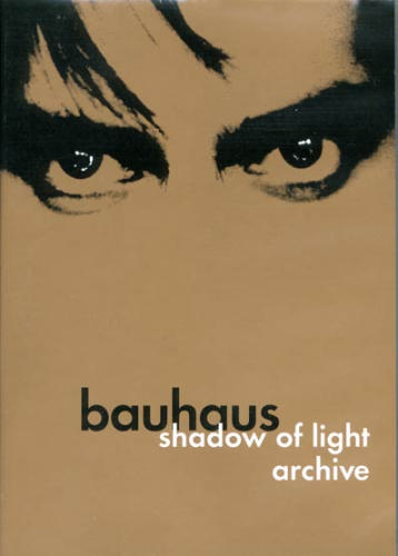BAUHAUS - Shadow Of Light.Archive (promo and live videos) (2002) Bauhau10