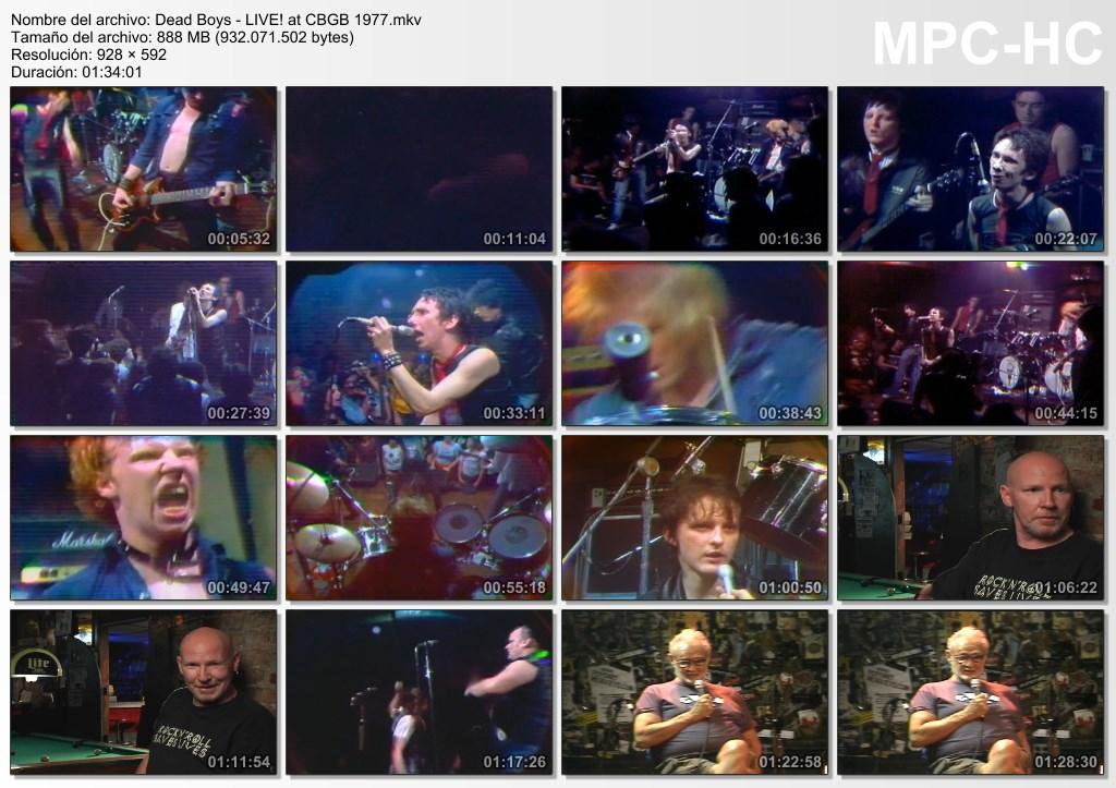 DEAD BOYS - LIVE! at CBGB 1977 Dead_b10