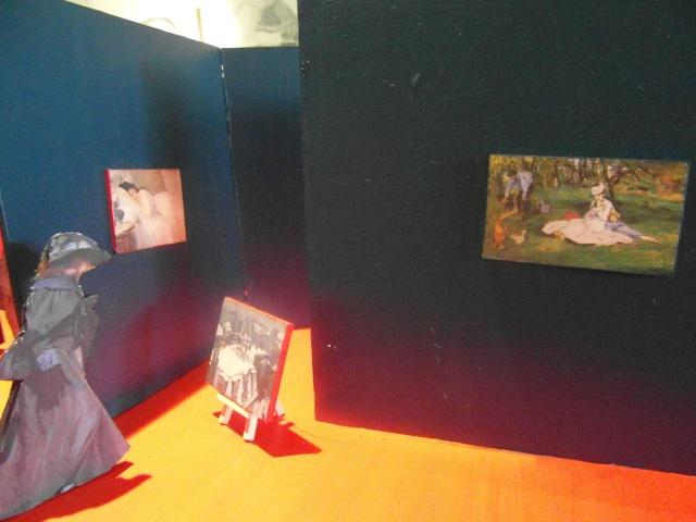 exposition de dessins et de maquettes Sam_8730
