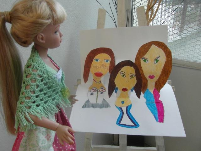 exposition de dessins et de maquettes Sam_8734