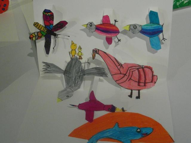 exposition de dessins et de maquettes Sam_8740